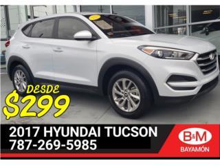 2017 HYUNDAI TUCSON , Hyundai Puerto Rico