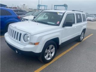 Patriot 2016 $12,995 Precio Real Importada , Jeep Puerto Rico