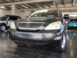 LEXUS RX-330 2004, Lexus Puerto Rico