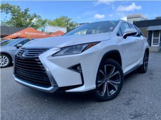 Sensores/Tres Filas/Garantía/CarFax/Camara, Lexus Puerto Rico