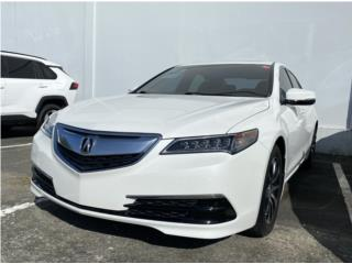 ¡ACURA TLX 2017! ¡CARFAX CERTIFIED!, Acura Puerto Rico