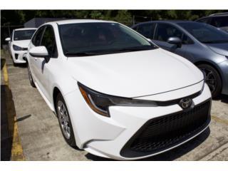 TOYOTA COROLLA 2020, Toyota Puerto Rico
