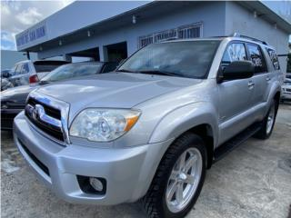 TOYOTA 4RUNNER XSP SPECIAL EDITION 2006, Toyota Puerto Rico