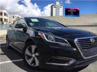 Sonata Limited Hyb.|17k millas|Panoramic 2017, Hyundai Puerto Rico