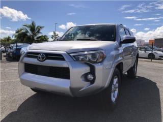 Toyota 4Runner 2020, Toyota Puerto Rico