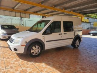 Ford Transit Connect XLE 2013, imporrada, Ford Puerto Rico