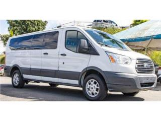 Ford Transit Wagon 350 XLT  2016, Ford Puerto Rico