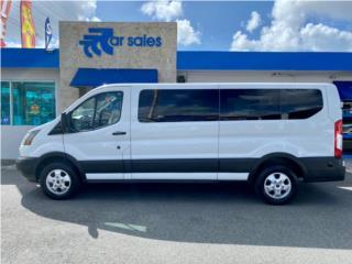 Transit de Pasajeros 2017, Ford Puerto Rico