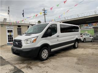 Ford Transit XLT Passenger Van 2015' , Ford Puerto Rico