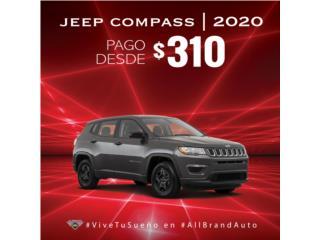 JEEP COMPASS Limited | 2020 POCO MILLAJE, Jeep Puerto Rico