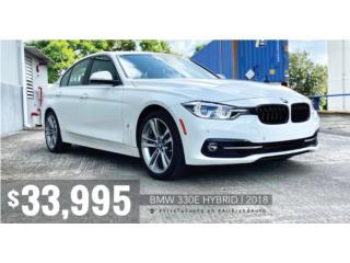 BMW 330e | 2018, BMW Puerto Rico