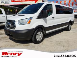 2016 FORD TRANSIT T-350, Ford Puerto Rico