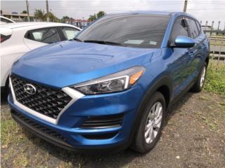 TUCSON DEMO 2020 AZUL SOLO 1K MILLAS, Hyundai Puerto Rico