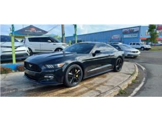 Mustang Modelo Turbo STD, Ford Puerto Rico