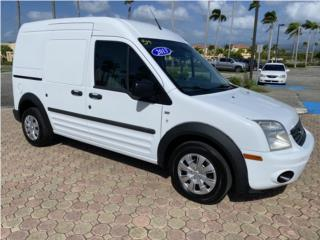 Ford Transit Connect XLT 2013, $11,995, Ford Puerto Rico