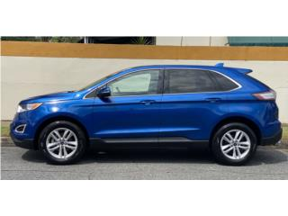 Ford Edge SEL  $28,900 , Ford Puerto Rico