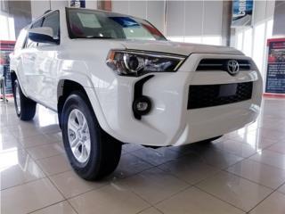4RUNNER 2021 ACABADA DE LLEGAR!!!, Toyota Puerto Rico
