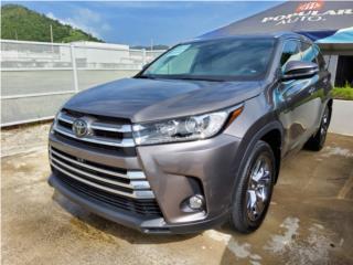 Toyota Highlander Limited ** Poco Millaje **, Toyota Puerto Rico