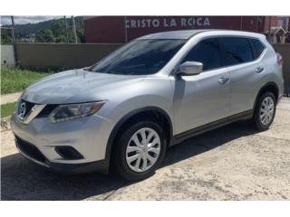 Nissan Rogue S 2015* ¡Precio Real!, Nissan Puerto Rico