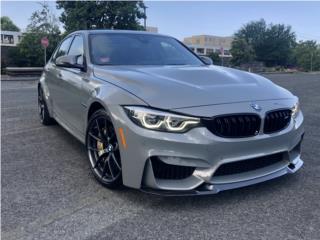 M3CS Special Color, BMW Puerto Rico