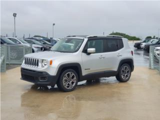 Jeep Renegade Limited, Jeep Puerto Rico