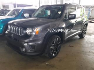 2021 Jeep Renegade LATITUDE , Jeep Puerto Rico