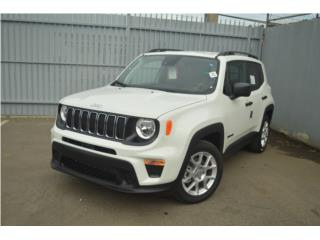 2021 Jeep Renegade Sport, J1M10306, Jeep Puerto Rico