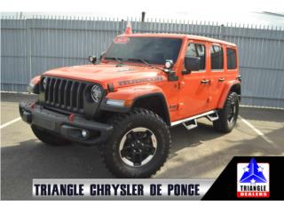 2019 Jeep Wrangler Unlimited Rubicon,I9568269, Jeep Puerto Rico