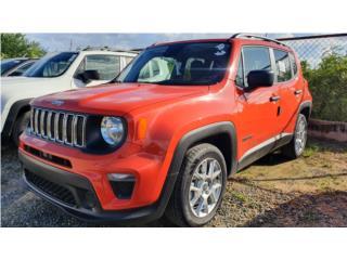 Jeep Renegade Sport Latitud 2021 New!!, Jeep Puerto Rico
