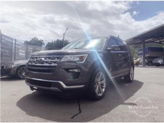 FORD EXPLORER 2019, Ford Puerto Rico