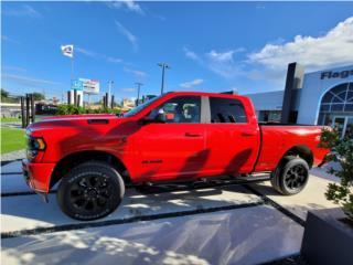 RAM 2500 BIGHORN 2021, RAM Puerto Rico