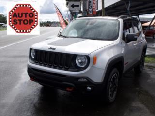 JEEP RENAGEDE 60K MILLAS, Jeep Puerto Rico