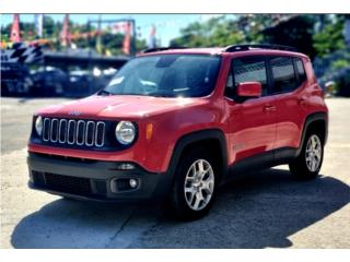 JEEP RENEGADE 2016 NITIDA, Jeep Puerto Rico