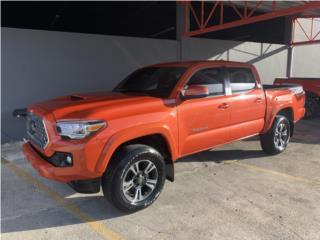 TOYOTA TACOMA 2018       AHORRA MILES , Toyota Puerto Rico