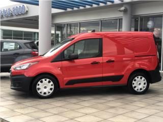 Ford Transit 2021, Ford Puerto Rico