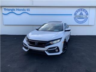 Honda Civic SI Sedan, Honda Puerto Rico