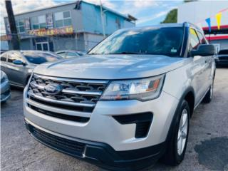 Ford Explorer XL 2018, Ford Puerto Rico
