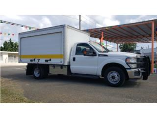 FORD 350 2013 GASOLINA 12 PIES, Ford Puerto Rico
