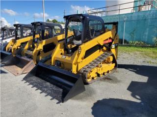 2018 Cat 259D, Equipo Construccion Puerto Rico