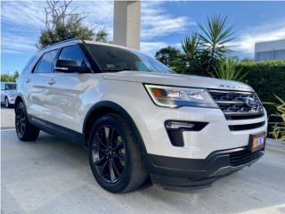 EXPLORER,XLT,2018, Ford Puerto Rico