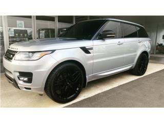 Range Rover Sport HSE 2014, LandRover Puerto Rico