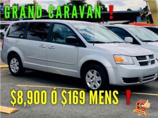GRAND CARAVAN, Dodge Puerto Rico