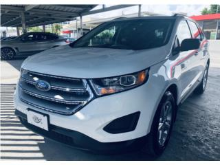 2018 FORD EDGE SE, Ford Puerto Rico