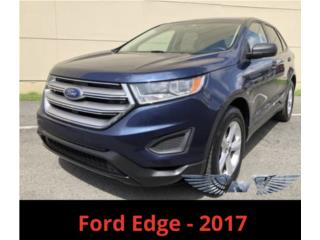 ** FORD EDGE 2017 ** LA MAS NUEVA, Ford Puerto Rico