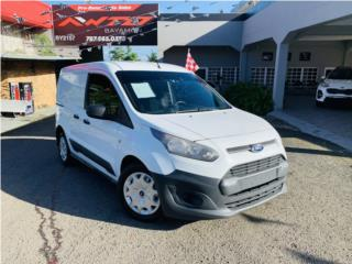 Ford Transit Connect 2014, Ford Puerto Rico
