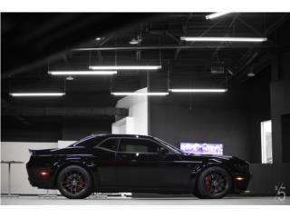 SRT Challenger Hellcat Redeye 2019 , Dodge Puerto Rico
