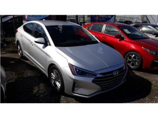 HYUNDAI ELNTRA 2020 PAGOS $219, Hyundai Puerto Rico
