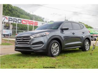 Hyundai Tucson 2017, Hyundai Puerto Rico