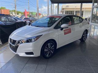 Nissan Versa SV 2021, Nissan Puerto Rico