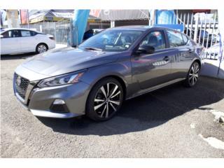 ALTIMA SR TURBO 2020, Nissan Puerto Rico